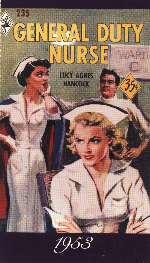 General Duty Nurse by Lucy Agnes Hancock