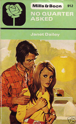 No Quarter Asked first edition cover